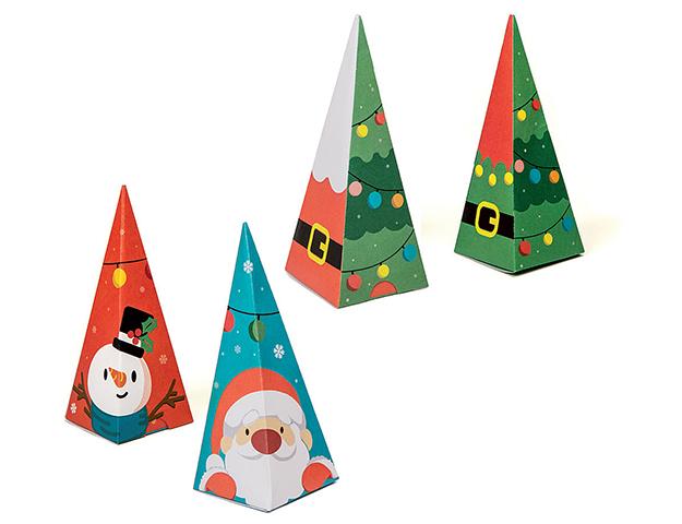 Cono temático Navidad