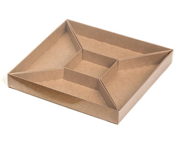 Boîte Trapèze  à compartiments