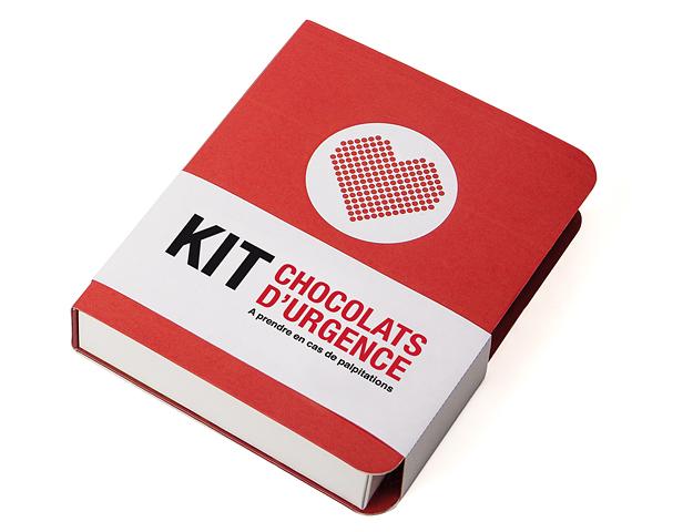 Livre Chocolats d'Urgence