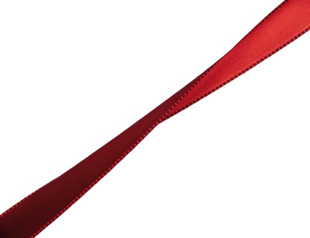 Ruban Passion rouge15 mm 25 m
