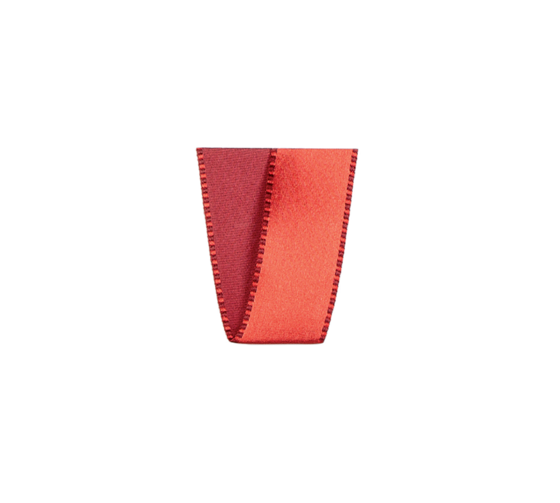 Ruban Passion rouge 25 mm 25 m