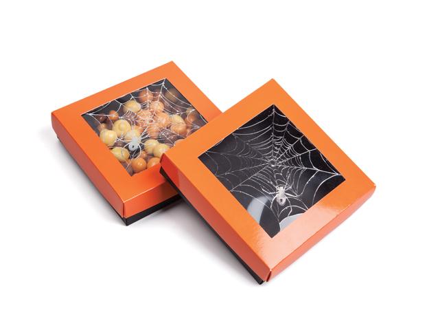 Caja con ventana Halloween