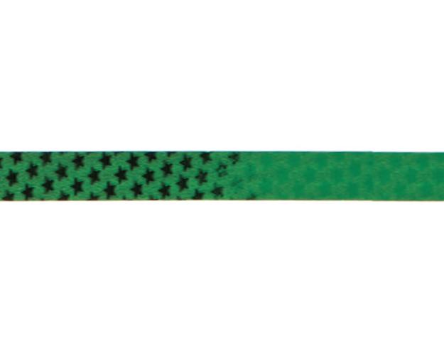 Cinta papel metalizado estrellita verde