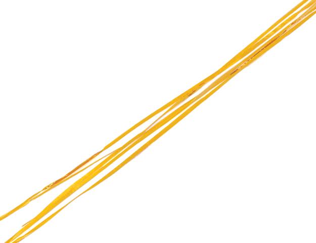 Rafia brillante amarillo