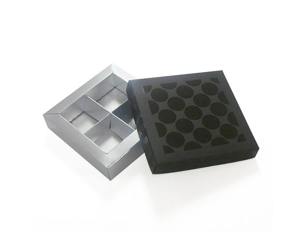 Caja Trendy negra