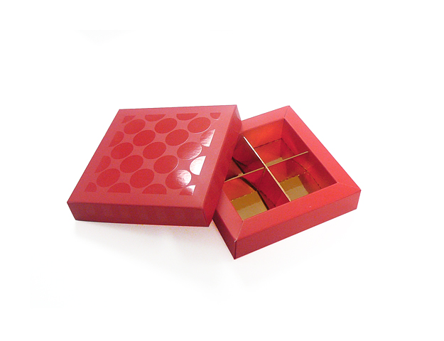 Caja Trendy roja
