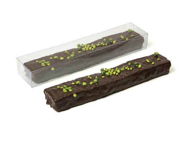 Turron chocolate  limón  y albahaca -150 g