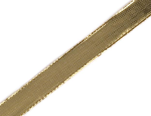 Cinta glitzer 15mm oro 25mts/1u