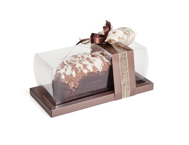 Gâteau de voyage Galaxy Brown