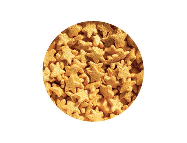 Estrellas oro
