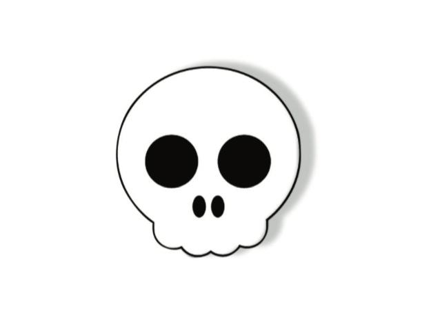 Plaquita Halloween