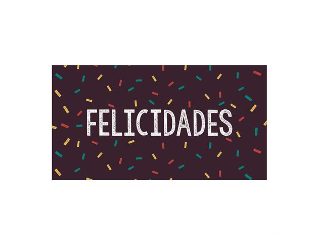 Felicidades N