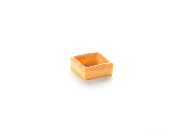 Mini cuadrada salada