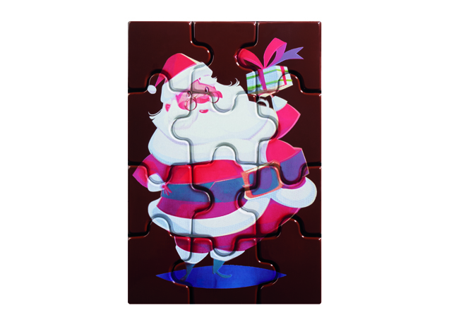 Blisters Santa puzzles