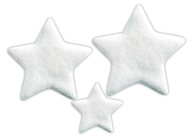 Estrella merengue cristalizado