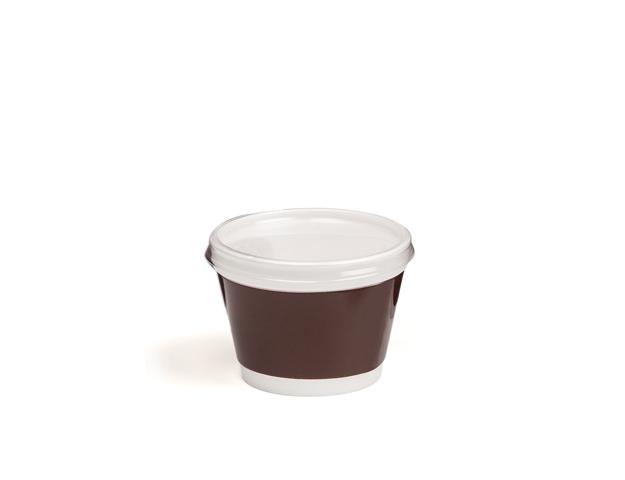 Pot à glace chocolat