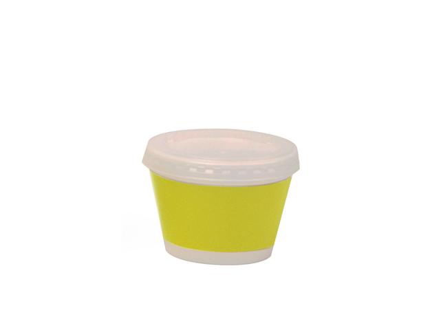 Pot à glace pistache