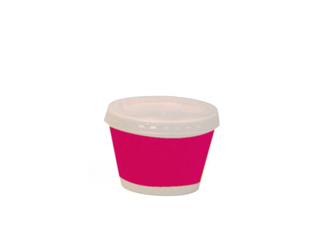 Pot à glace fuchsia