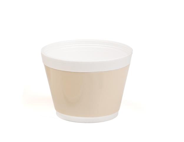Pot à glace crème 400ml