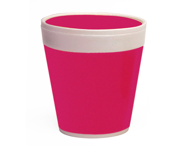 Pot à glace fuchsia 600ml