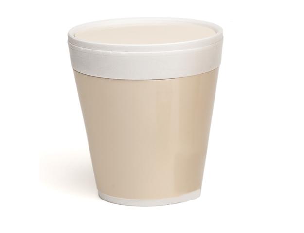 Pot à glace crème 600ml