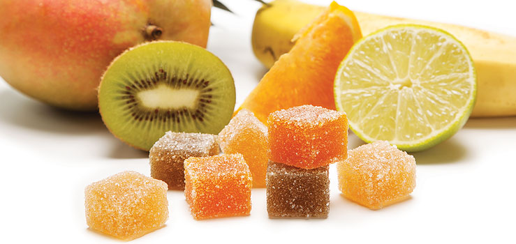 Pasta de Fruta