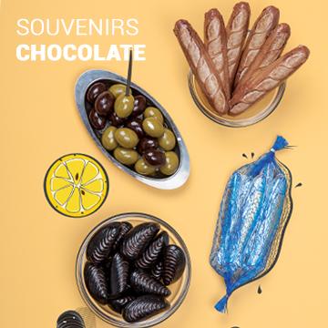 Especial productos turistico de chocolate
