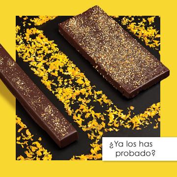 Especial gama turrones de chocolate