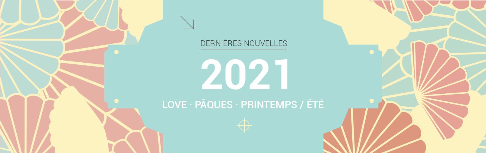 LOVE - PÂQUES - PRINTEMPS / ÉTÉ
