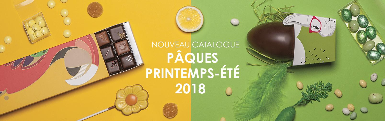 nouveau catalogue pâques 2018