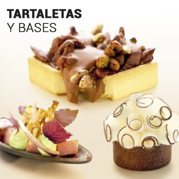 TARTALETAS Y BASES