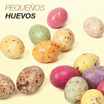 Pequeños huevos